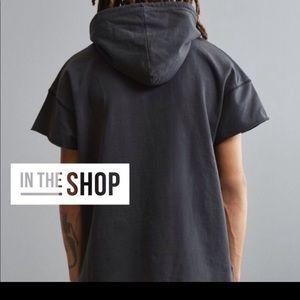 Urban Outfitters short sleeve Hoodie